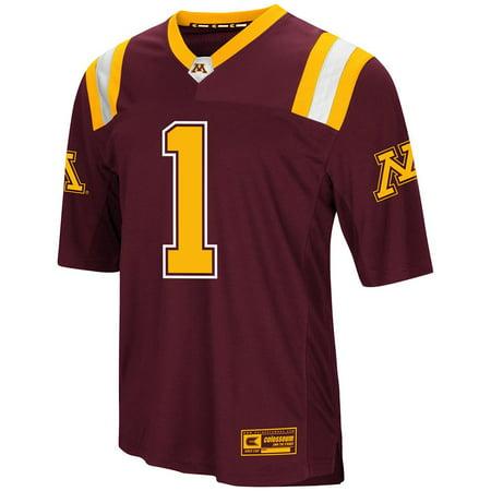 Mens Minnesota Golden Gophers Football Jersey - (Minnesota Golden Gophers Set)
