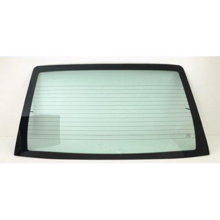 For 2000-2007 Ford Focus 4 Door Sedan Back Window Glass Replacement Heated 4 Door Sedan Window
