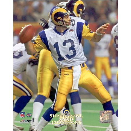 Kurt Warner Super Bowl 34 Photo Print