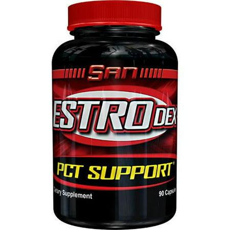 San Estrodex PCT Support, 90 Ct