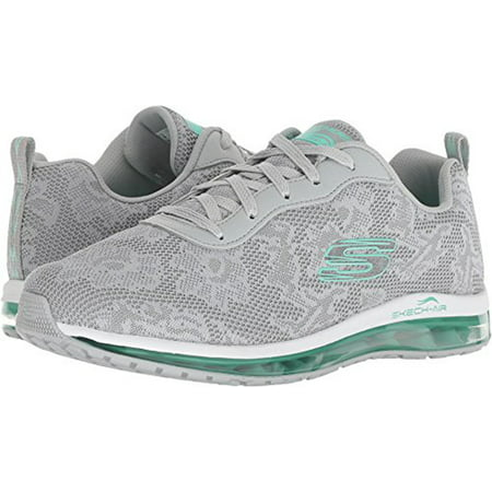 ebf028e723bf Skechers Women s Skech Air Element Gray Mint