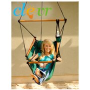 New Clevr Hammock Chair Swing Chair Outdoor Porch Lounge Hanging Patio Tree Sky