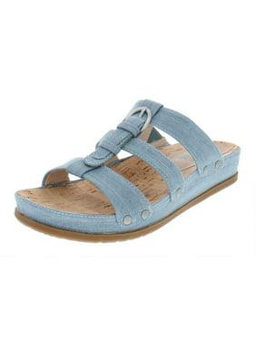 4588eb05c4f Product Image Baretraps Womens Cella Buckle Slip On Flat Sandals