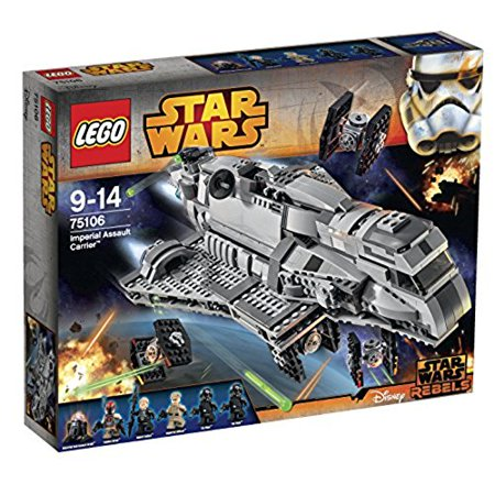 LEGO Star Wars Sets: 75106 Imperial Assault Carrier