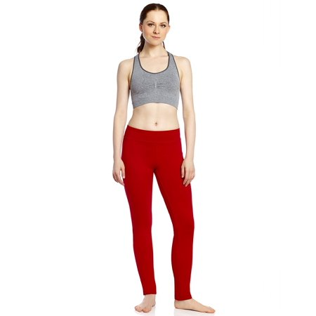Leveret Women's Pants Cotton Yoga Pants Boot-Leg Workout Legging (Size XSmall-XLarge)