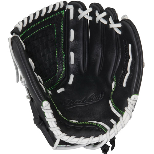 "Worth Shutout 12.5"" Fastpitch Softball Glove, Left-Handed"