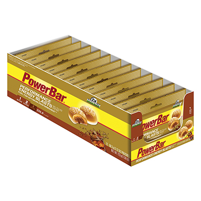 Powerbar Chew Energy Blast Cola 2X Caffeine Box of 12
