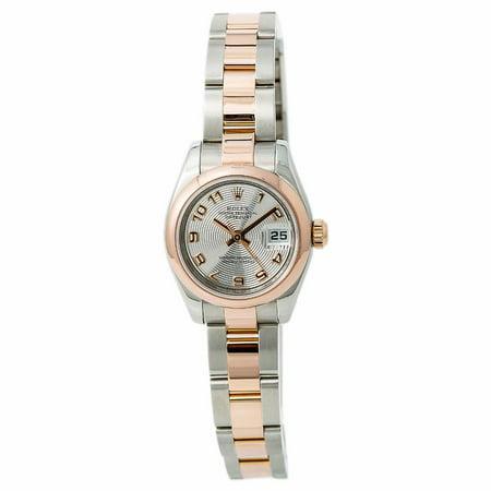 Rolex Datejust 179161 Steel Women Watch (Certified Authentic & Warranty)