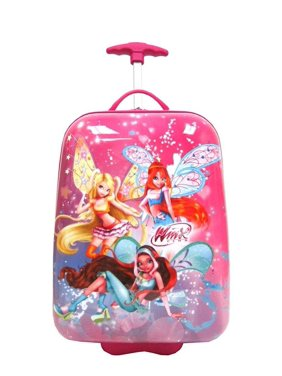Product Image Winx Club 16 Hard Side 2-Wheeled Kids Luggage - Multi-colour 7d25cd7c37