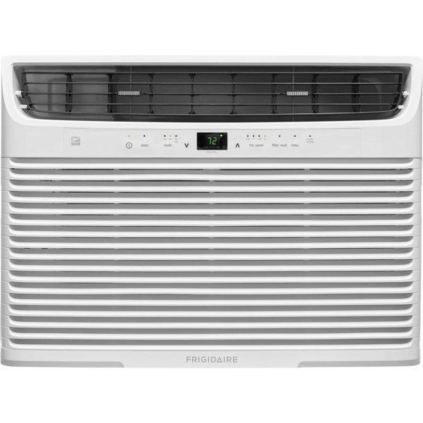 Frigidaire Ffre153za1 15000 Btu 115 Volt Window Air Conditioner White Walmart Com Walmart Com