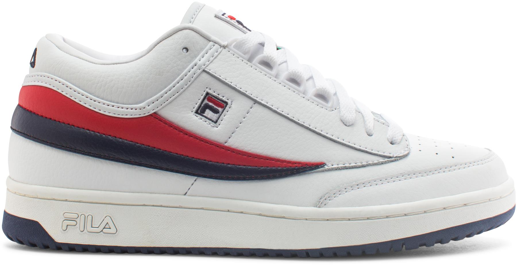 Click here to buy Fila Men T-1 Mid Fashion Sneakers by Fila.