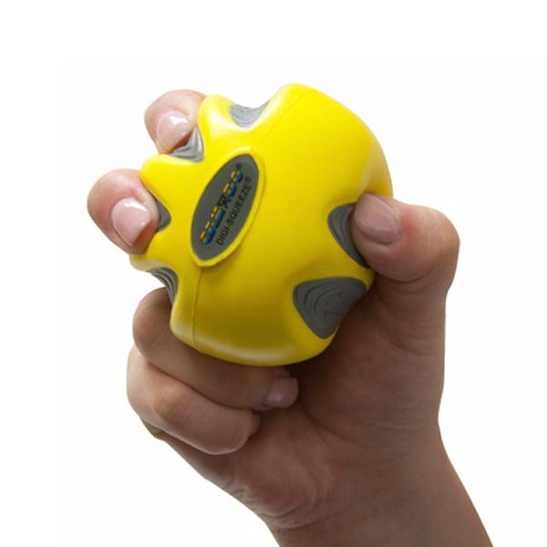 CanDo Digi-Squeeze Hand Exerciser, Rack Unit by Fabrication Enterprises Inc.