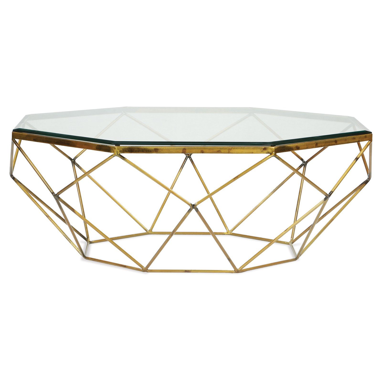 Riverside Furniture Lucentio Octagon Coffee Table