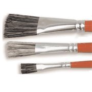 Gordon Brush 6116-01000 New Yorker Camox Brush-1 inch Case Of 36