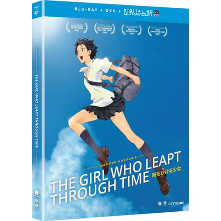 The Girl Who Leapt Through Time (Blu-ray + DVD) (The Girl That Leapt Through Time Kawaranai Mono)