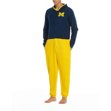 NCAA Michigan Wolverines Unisex Mascot Union Suit - Mascot Suits
