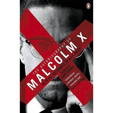 Autobiography of Malcolm X (Malcolm X Glasses)
