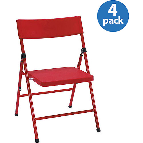 Safety 1st -  Children's Pinch-free Chairs - Set of 4, Multiple Colors