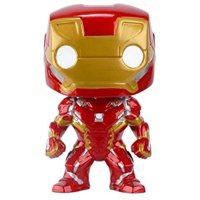 FUNKO POP! MARVEL: CAPTAIN AMERICA 3 - IRON MAN