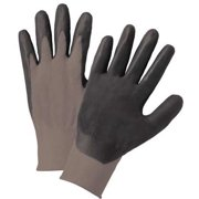 West Chester Glove Size M Coated Gloves,713SNF/M