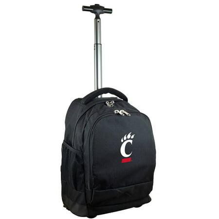 Mojo Licensing Premium Wheeled Backpack - Cincinnati