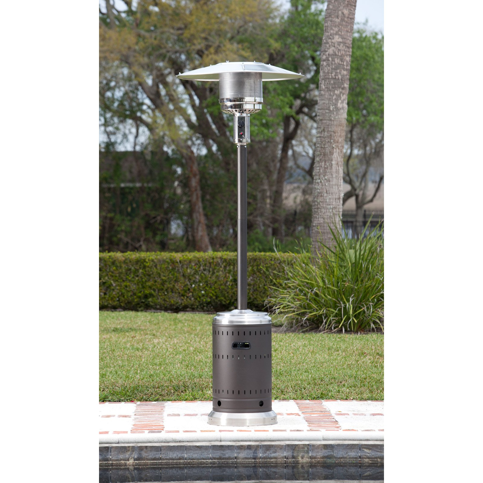 Fire Sense mercial Patio Heater Walmart