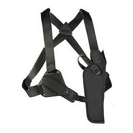 UNCLE MIKES SIDEKICK VERTICAL SHOULDER HOLSTER FITS UP TO 48