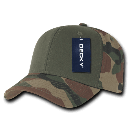 Decky Cotton Camouflage Hats Hat Cap Caps Snapback For Men Women Woodland  Olive Woodland - Walmart.com b99927dd972