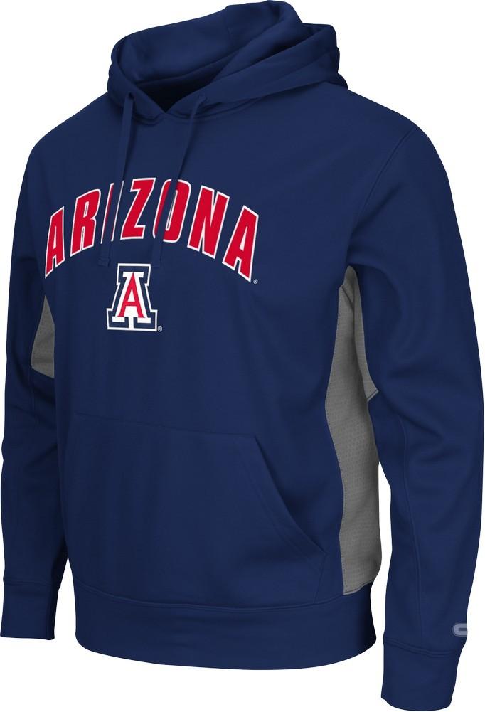 Arizona Wildcats Men's Hoodie Poly Fleece Jacket