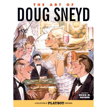 The Art of Doug Sneyd: A Collection of Playboy - Hugh Hefner And Playboy Bunny Halloween Costume