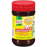 Knorr Hispanic Tomato W/Chicken Flavor Bouillon 3.5 Oz (Pack of 24)