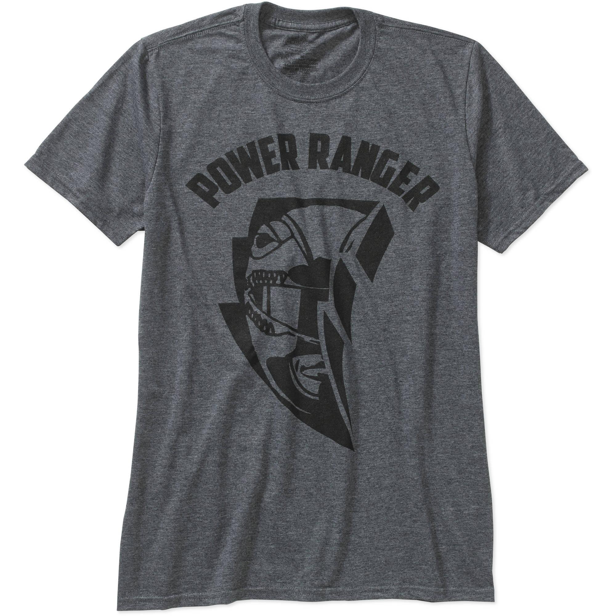 Power Rangers Men's Graphic Tee
