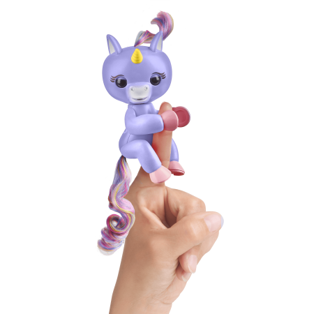 Fingerlings Interactive Baby Unicorn