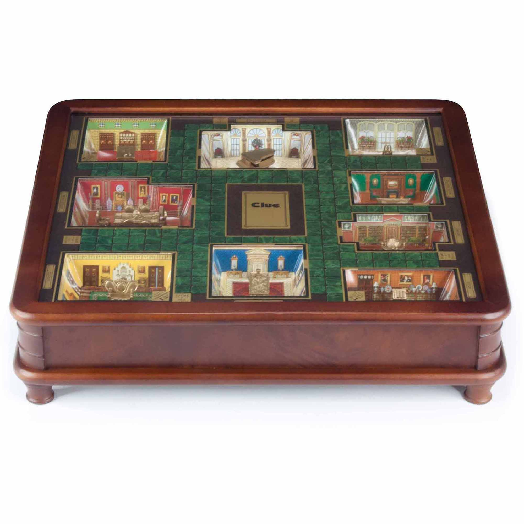 Clue Luxury Edition Board Game Walmart