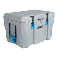 Lifetime 55 Quart High Performance Cooler - Grey, 90949