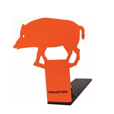 - Champion .22 Rimfire Metal Targets 44887 Pop-Up Hog