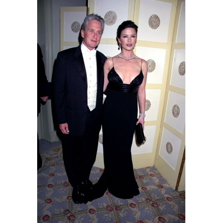 Michael Douglas Catherine Zeta Jones At Arrivals For The Red Ball To Benefit Organ Transplant Research The Pierre Hotel New York Ny February 07 2005 Photo By Rob RichEverett Collection (Michael Douglas And Catherine Zeta Jones Children)