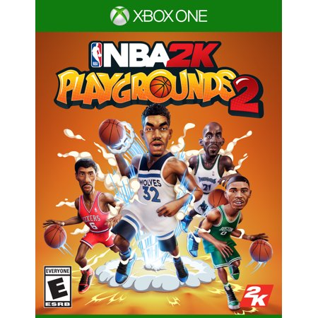 NBA 2K Playgrounds 2, 2K, Xbox One, 710425593628