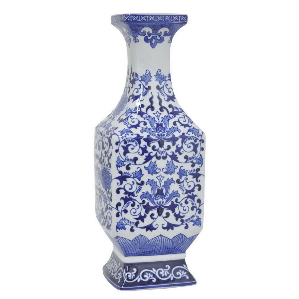 Benzara 71643 Striking Ceramic Vase
