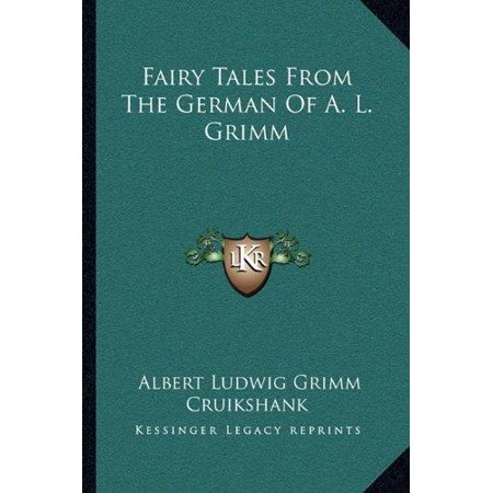 Fairy Tales from the German of A. L. Grimm - image 1 de 1