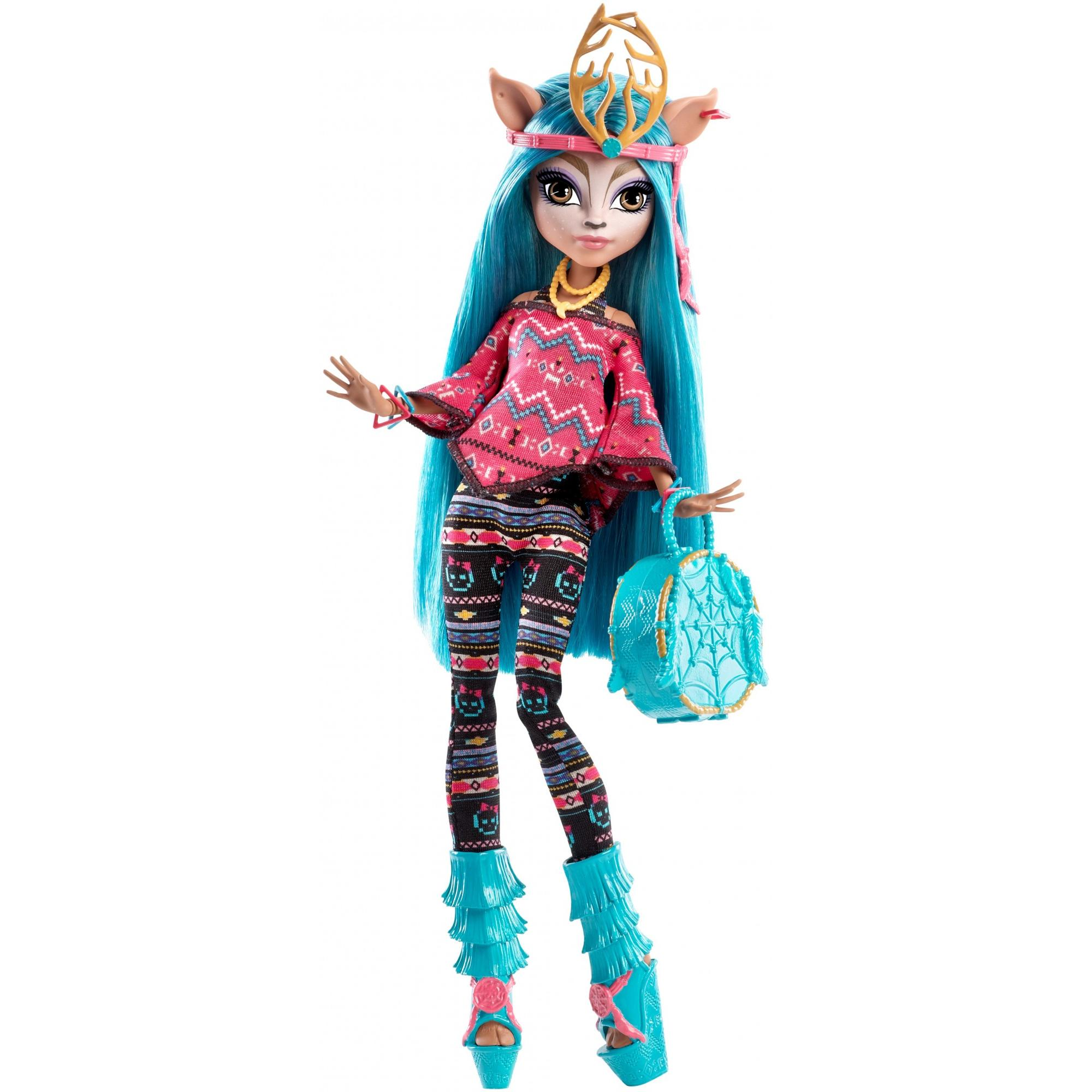Monster High Brand-boo Students Isi Dawndancer Doll by Mattel