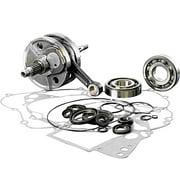 Wiseco Complete Bottom End Crank Assembly & Gasket Kit Fits 85-03 Kawasaki KX60