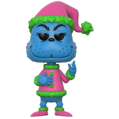 How the Grinch Stole Christmas! Santa Grinch Chase Ver. Pop! Books Vinyl Figure - Santa Pop