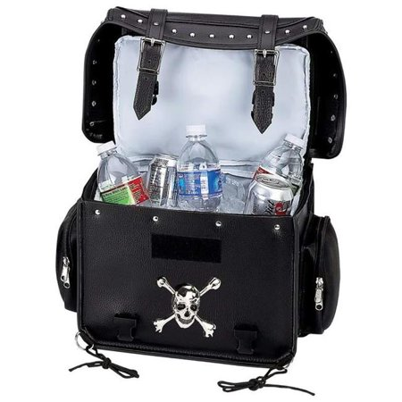 Motorcycle Cooler Bag W/ (Motorcycle Coolers)