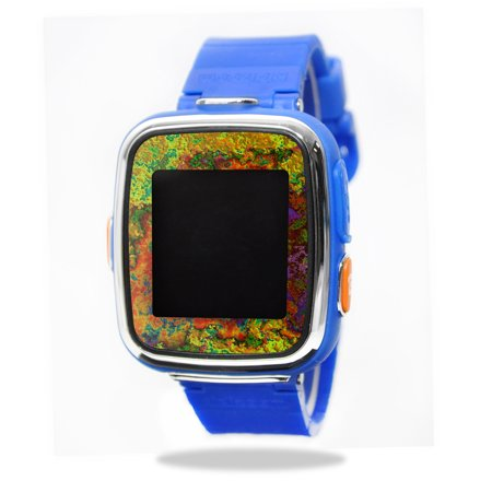 Mightyskins Protective Vinyl Skin Decal For Vtech Kidizoom Smartwatch Dx Wrap Cover Sticker Skins Rust