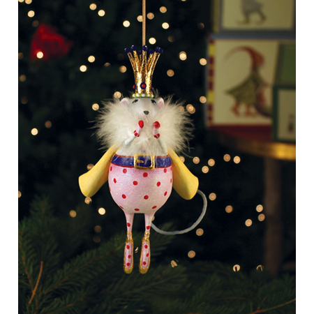 Patience Brewster Christmas Ornaments (Patience Brewster Mouse King  Ornament )