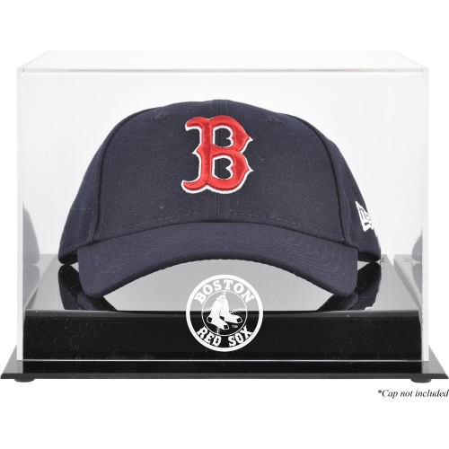 Boston Red Sox Fanatics Authentic Acrylic Cap Logo Display Case - No Size