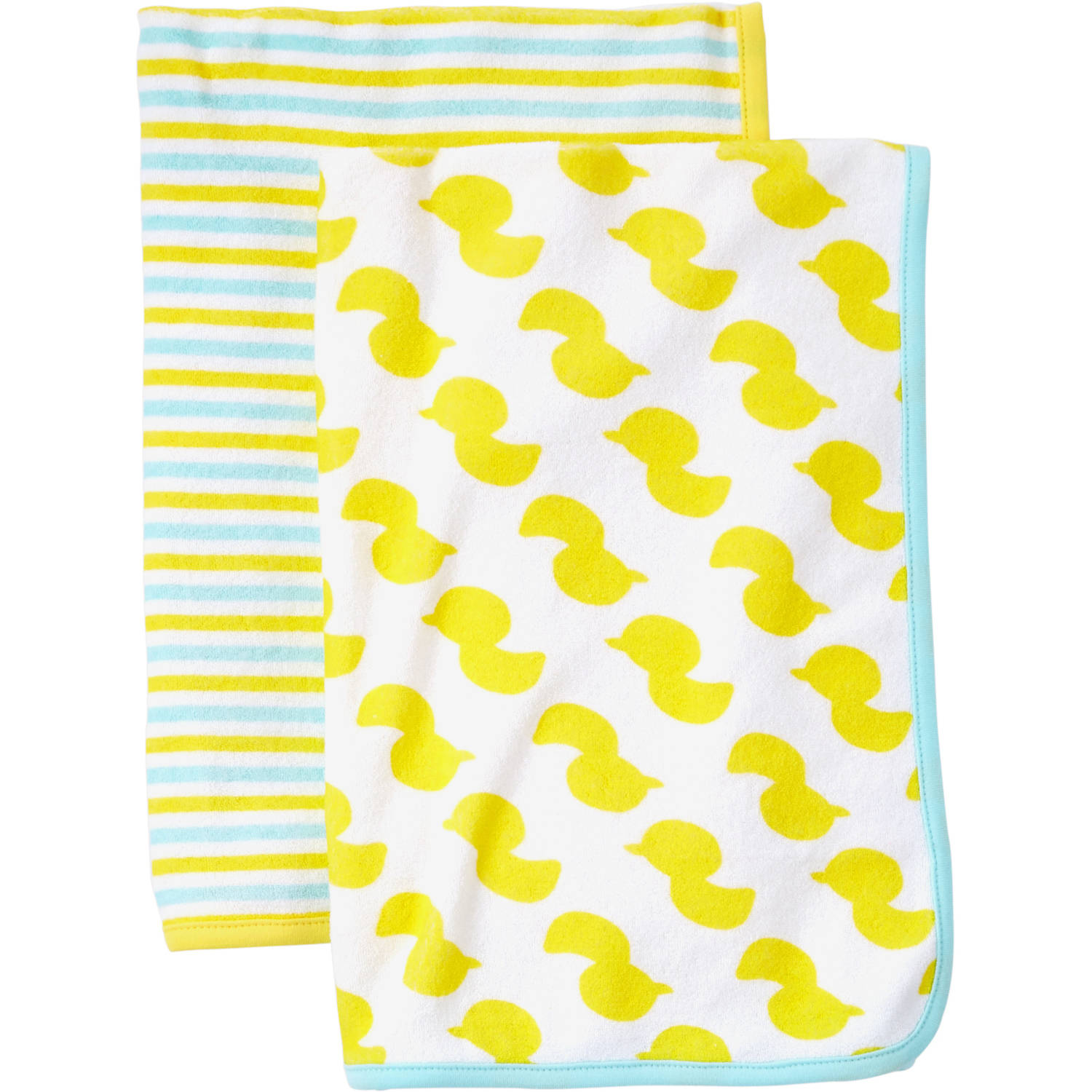 Child of Mine by Carter's Newborn Baby Towel 2-Piece Set