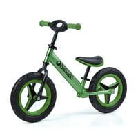 Hauck Aluminum Rider Balance Bike - Green or Pink