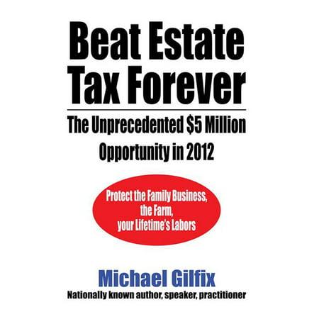 Acid Cigars By Drew Estate - Beat Estate Tax Forever - eBook